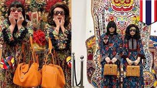 Ibu anak asal Thailand jadi trend fashion - TomoNews