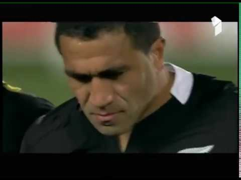 New Zealand vs Argentina,  Rugby World Cup 2011, 14 FINAL