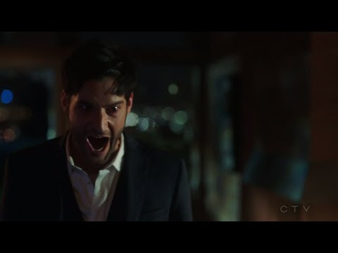 """Why did you hurt her"" - Lucifer S03E20"