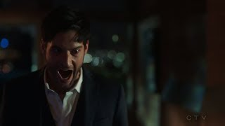 """Why did you hurt her!!"" - Lucifer S03E20"