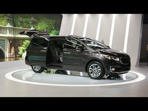 2015 Kia Sedona preview | Consumer Reports
