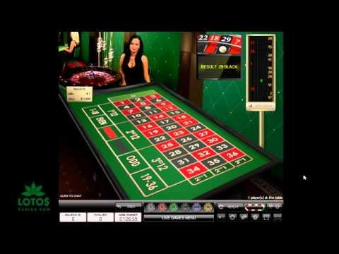 Карта казино рулетка
