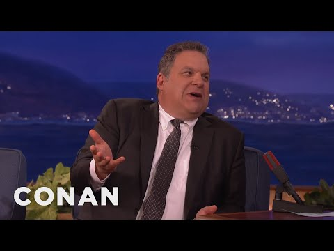 Jeff Garlin's Foreskin Adventures   CONAN on TBS