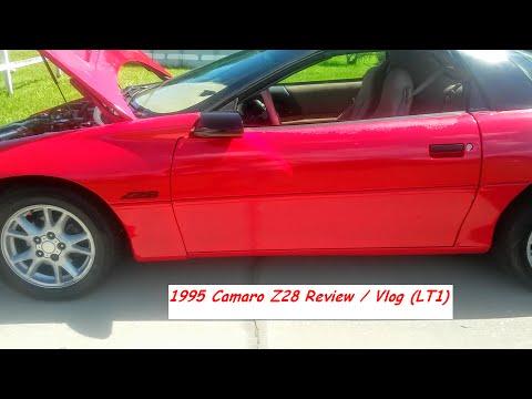 1995 Chevy Camaro Z28 LT1 Review