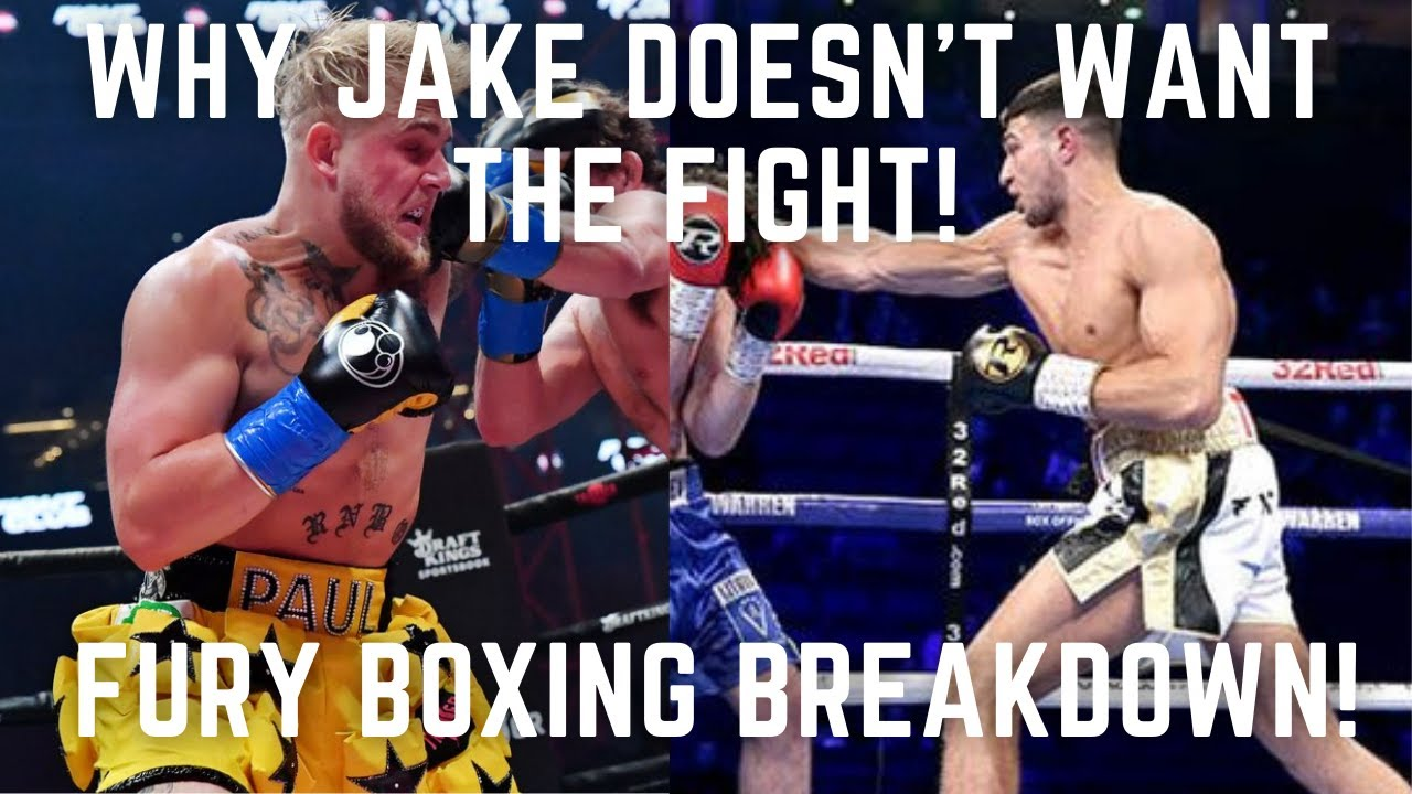 Why Jake Paul DUCKED Tommy Fury! | Boxing Breakdown