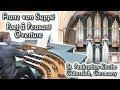 Capture de la vidéo Poet & Peasant Overture - Von Suppé - Rieger Organ Of St. Pankratius-Kirche, Gütersloh, Germany