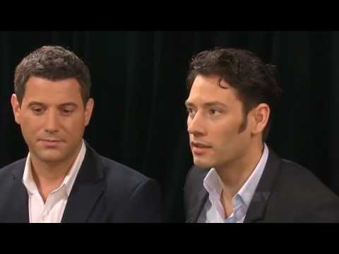 Il Divo interview Canada AM - Morning News (CTV) / May 23th 2012