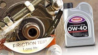 Meguin Super Leichtlauf Driver 0W40 Jak skutecznie olej chroni silnik?