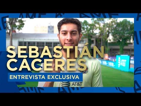 📽️ | Entrevista exclusiva con Sebastián Cáceres