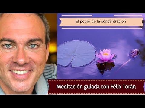 Meditación guiada: practica el poder de la concentración mental