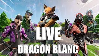 [ LIVE FORTNITE] NEW SKIN ARRIVE BIENSPECIAL ABONNER GO TOP 1/ WINS 832/900