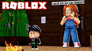 BABY DERANK. EXE is PORTA very wrong with LOS REYES MAGOS in ROBLOX 😱