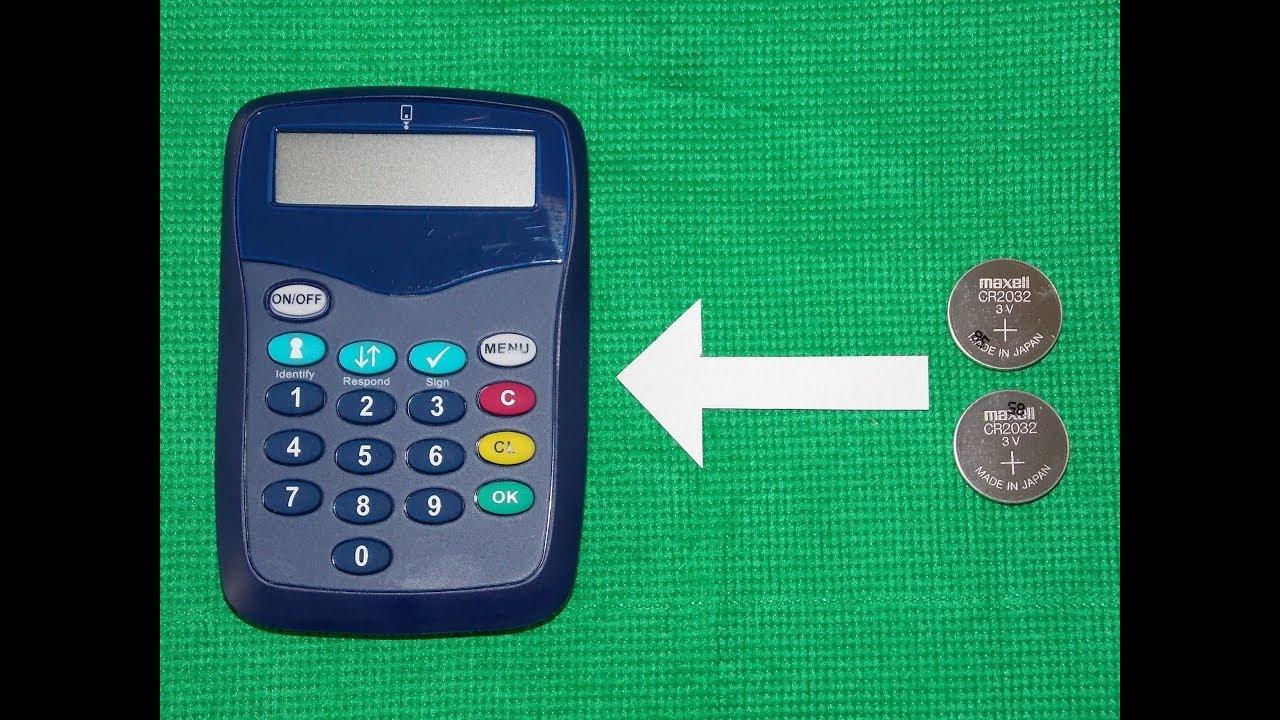 8 X Ersatzbatterien für Barclays Pin Sentry Kartenleser Bank Batterie Neu