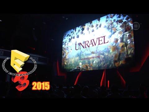 Unravel (PS4) E3 2015 Trailer