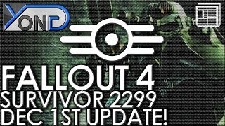 Fallout 4 - The Survivor 2299 New Morse & Cipher, Nuclear Winter Has Come! (Dec 1st Update)