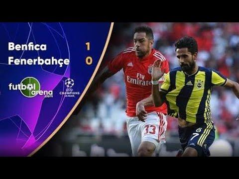 Benfica vs Fenerbahçe maç özeti ve golleri