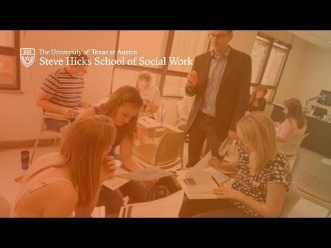 Steve Hicks School of Social Work Established