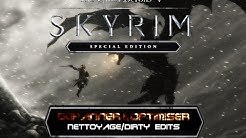 DÉPANNER ET OPTIMISER SKYRIM Spécial Edition 02 Nettoyage Fichiers  (Dirty Edits)