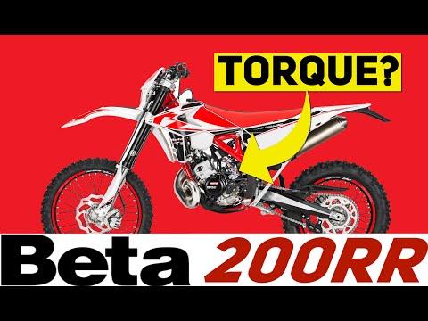 Beta 200rr First Ride Impressions