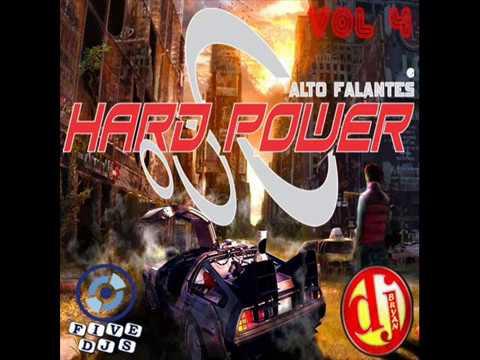 CD HARD POWER VOL 4 BY DJ BRYAN 2014