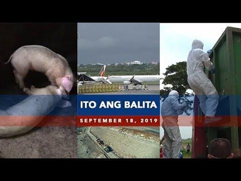 UNTV: Ito Ang Balita (September 18, 2019)