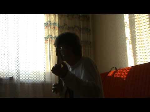 Novosibirsk Kurt Cobain cover -DiVE