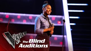 Lois Moodie's 'I Was Here' | Blind Auditions | The Voice UK 2020