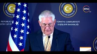 الأخبار - وزير الخارجية التركي: اتفاق بين أنقرة وواشنطن على وضع آليات لإعادة العلاقات بينهما