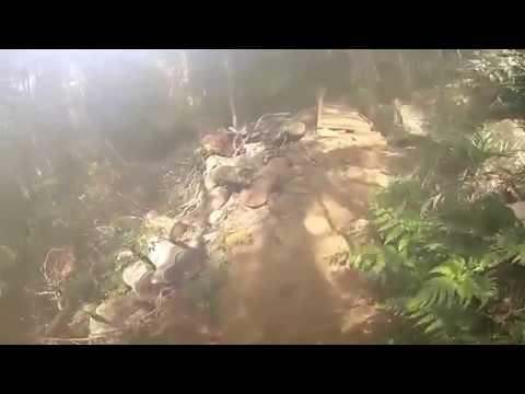 Mount Warning (Wollumbin) NWS, Australia, ANZAC Day 2014