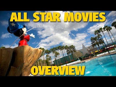 Disney's All Star Movies Resort Overview | Walt Disney World