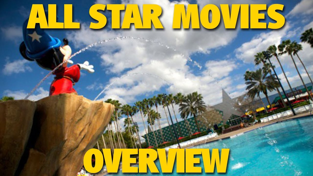 Disney's All Star Movies Resort on