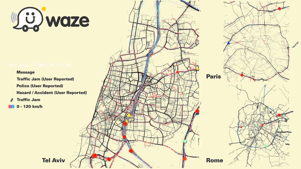 Waze Craze Brings $30 Million For Growth, China Expansion