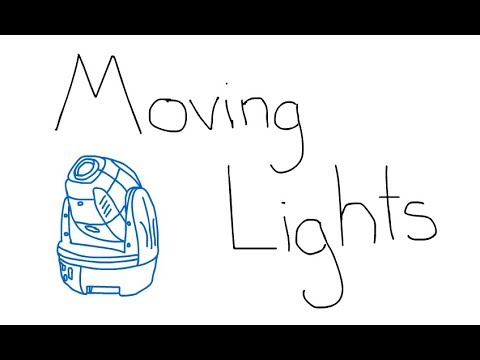 Lighting 101 Series - Part 4: Moving Lights