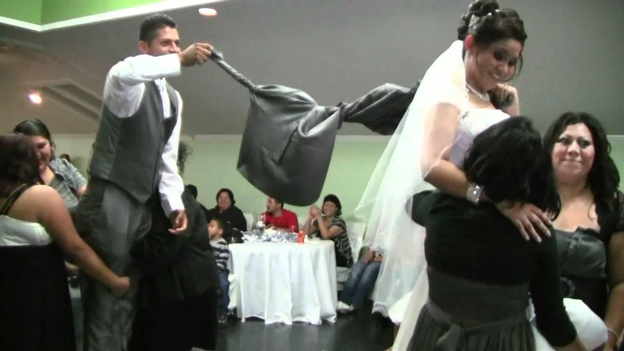 Recepcion y juegos de una boda youtube - Cosas que preparar para una boda ...