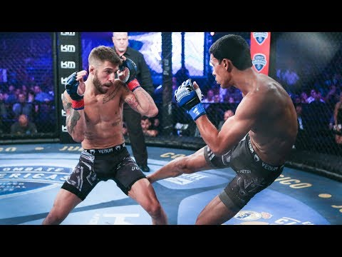 Marcelo Rojo vs Billy Molina Full Fight | MMA | Combate Classico