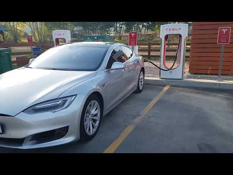 Tesla EV charging on road trips: more than just Superchargers! (L3, L2, L1)