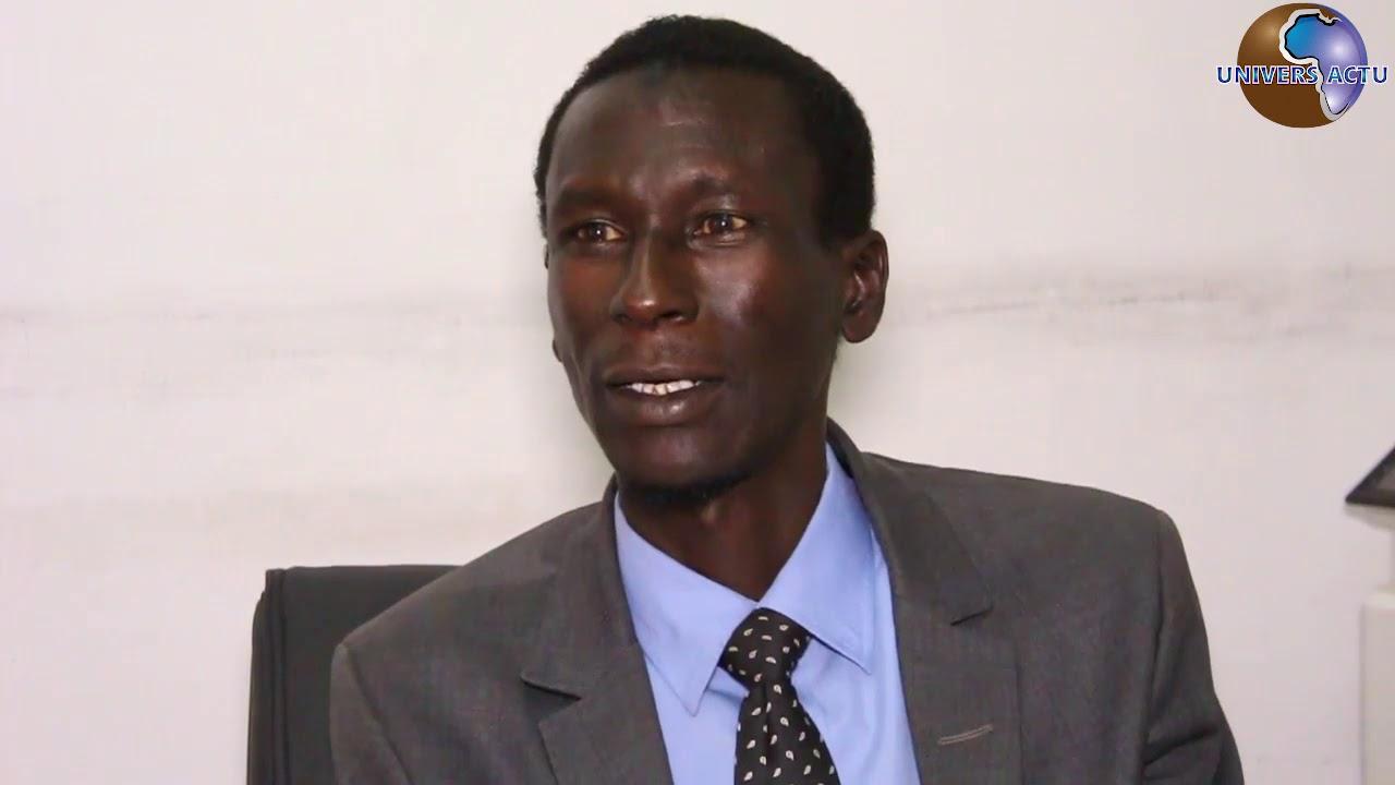 L'invité de la rédaction : Abdourahmane Sow le Président du COS ...