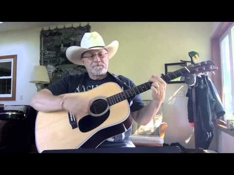 1628  - Troubador  - George Strait cover with guitar chords and lyrics