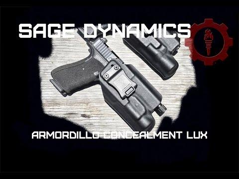 Armordillo Concealment Lux