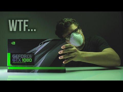 GTX 1080 Unboxing & Gameplay