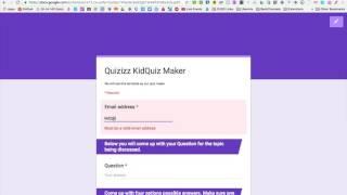 Quizizz Student Created Quiz