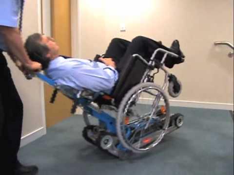 Stair Mate Wheelchair Lift Portable Wheel Chair