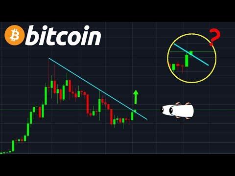 BITCOIN BREAKOUT DE LA RÉSISTANCE !? btc analyse technique crypto monnaie
