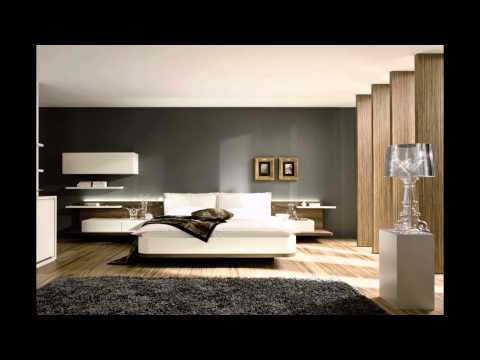 Masculine Modern Bedroom Design Trends 2015 for Guys