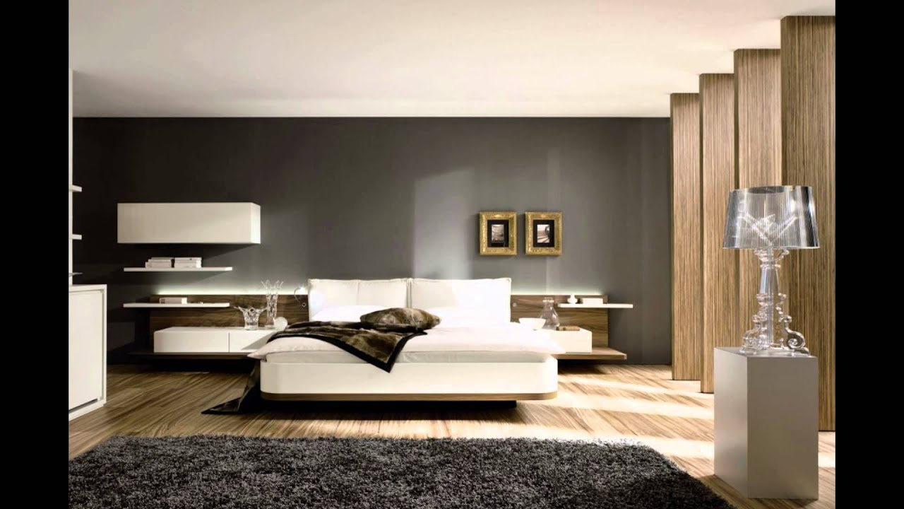 Superbe Masculine Modern Bedroom Design Trends 2015 For Guys