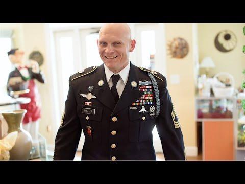 Joshua Wheeler, Delta Force Master Sergeant