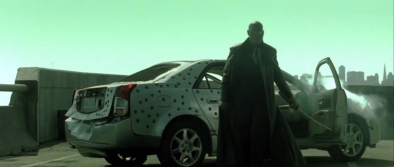 Morpheus vs Twins - Matrix Reloaded [HD] - YouTube