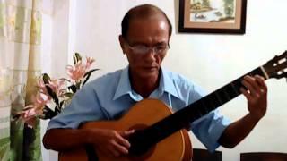 Dong xanh  - Green field -Hat voi guitar