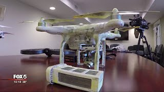 I-Team: Drones Deliver Smuggled Phones to Inmates