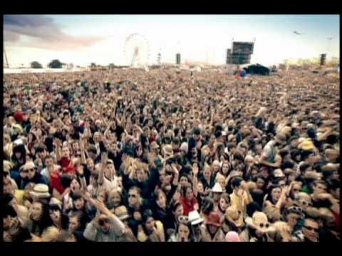 Biffy Clyro - The Captain - Live at T in the Park 2010